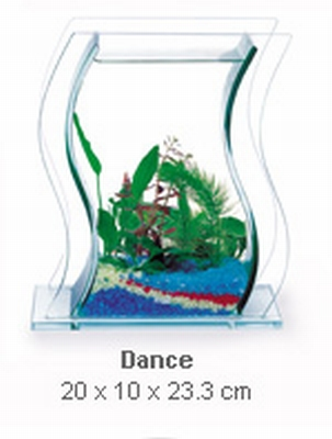 Aquariumvaas Dance