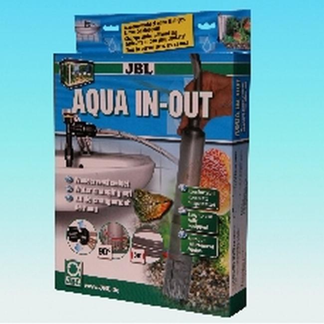 JBL Aqua In-Out waterverversingsset