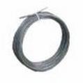Luchtslang (CO²) zwart/dikwandig 4-6mm.  per meter