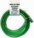 Luchtslang groen 4-6mm. per meter